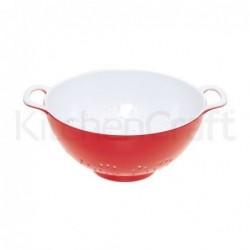 Passoire en mélamine - Kitchen Craft - Rouge - 15cm - S