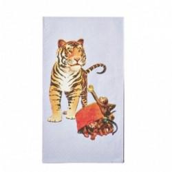20 Serviettes en papier - Rice - Animal Tiger