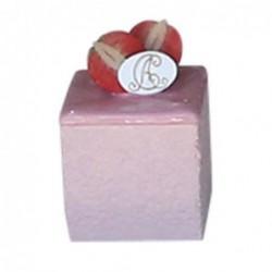 Pâtisserie décorative - Entremet fraise- Chic Antique