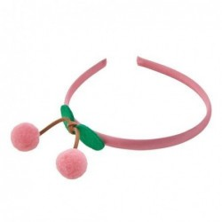 Serre-tête - Rice - Cerise rose