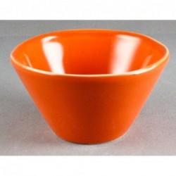 Petit Bol Coupelle Faïence - Rice - Orange