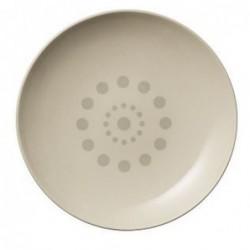 Assiette Alberte - Bloomingville - motif Gris - 20cm