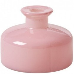 Vase Rice - verre - Encrier Dusty Pink