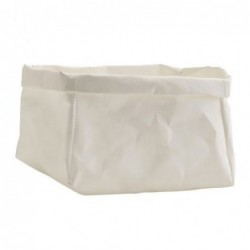 Boite en papier rigide Madam Stoltz - White - 18x12cm