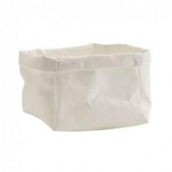 Boite en papier rigide Madam Stoltz - White - 14x10cm