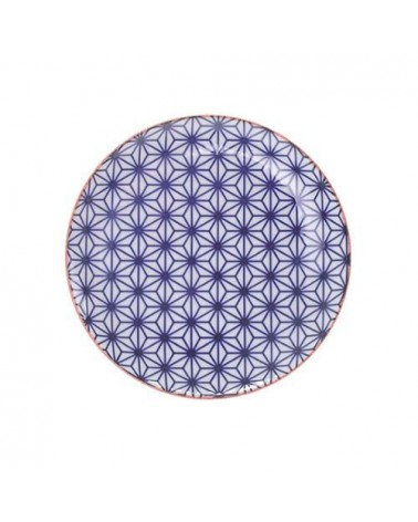 Assiette à  dessert 16cm - Tokyo Design - Star Wave blue