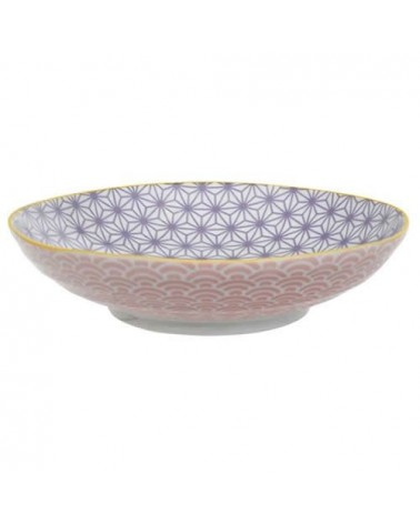Assiette creuse - Tokyo Design - Star Wave Purple