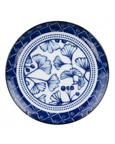 Assiette 20cm - Tokyo Design - Flora Japonica - Gingko