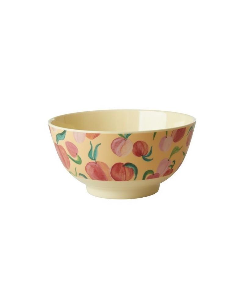 Bol Mélamine - Rice - Peach