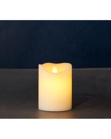 Bougie LED - Sirius - Sara Exclusive amande 10 cm