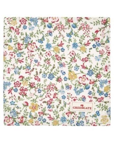 Serviette de table - Greengate - Sophia white