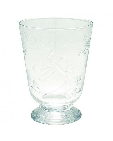 Verre - Greengate - Butterfly clear