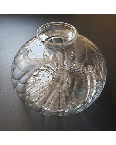 Petit vase français en verre - Chic Antique