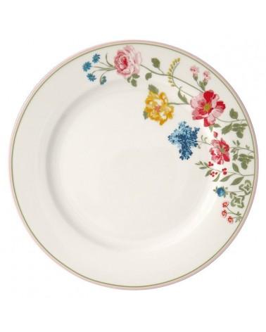 Grande assiette - Greengate - Thilde white