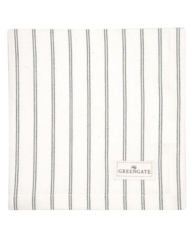 Serviette de table - Greengate - Kajsa white