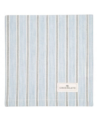 Serviette de table - Greengate - Tova blue