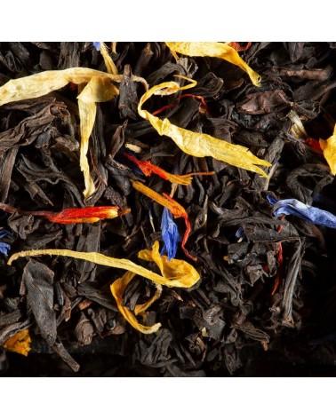 Thé noir parfumé - Dammann Freres - Mon petit praliné - 100g