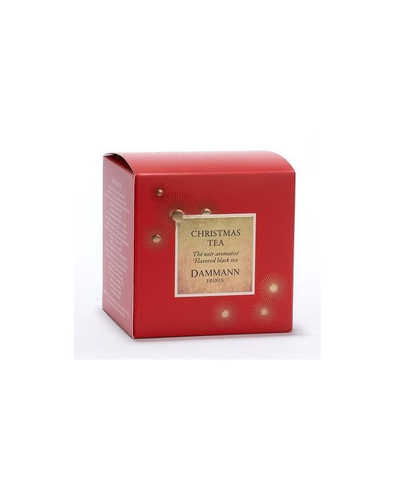 Boite 25 sachets Cristal - Dammann Frères - XMAS - Thé Noir - Christmas Tea