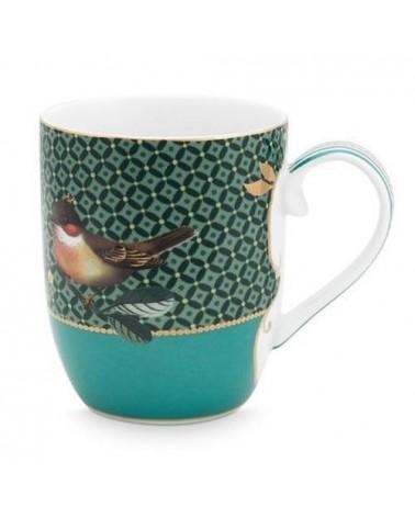 Petit mug - Winter Wonderland - Pip Studio - 145ml - oiseau