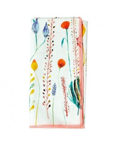 Serviette de table en tissu - Rice - Summer Flowers