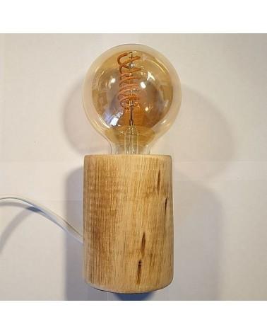 Lampe à poser en bois - Country Casa