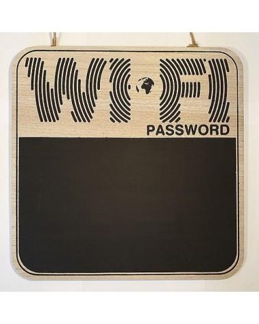 Ardoise Wi-Fi à suspendre - Country Casa