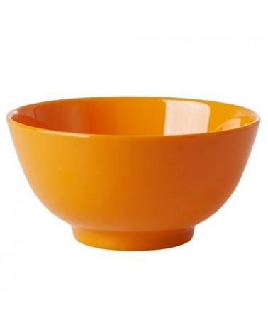 Bol Mélamine - Rice - Choose Happy Orange