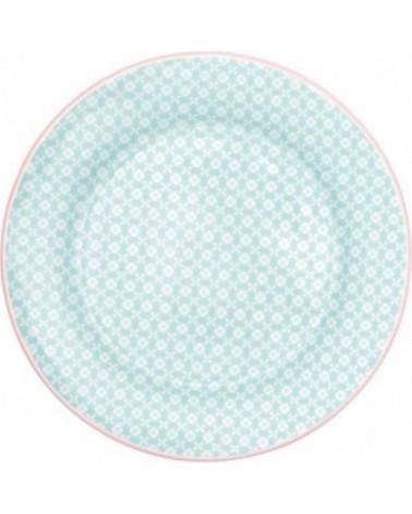 Assiette - Greengate - Helle pale blue