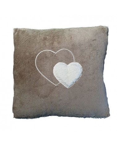 Coussin - Country Casa - Taupe