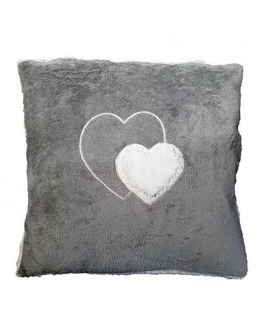 Coussin - Country Casa - Gris