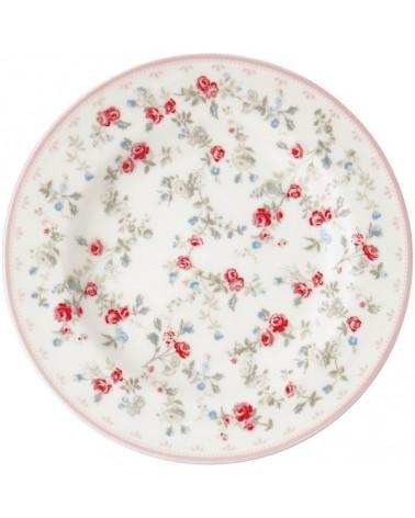 Petite Assiette - Greengate - Carly white