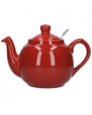 Théière - 1.2L - Rouge - KitchenCraft