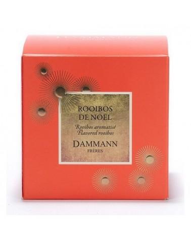 Boite 25 sachets Cristal - Dammann Frères - XMAS - Rooibos de Noël