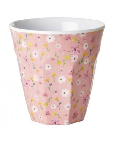 Gobelet Mélamine - Rice - Pink Easter Flower