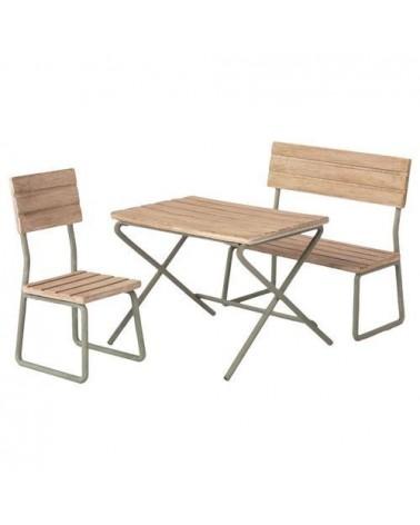 Ensemble de mobilier de jardin - Maileg