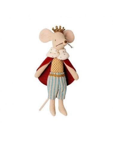 Souris - Maileg - Le Roi - King Mouse