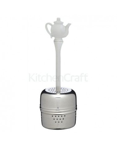 Infuseur à thé - Théière - KitchenCraft - inox
