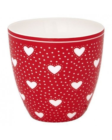 Mini Latte Cup - Greengate - Penny red