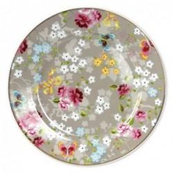 Grande Assiette Pip Studio - Porcelaine - Kaki - 32 cm
