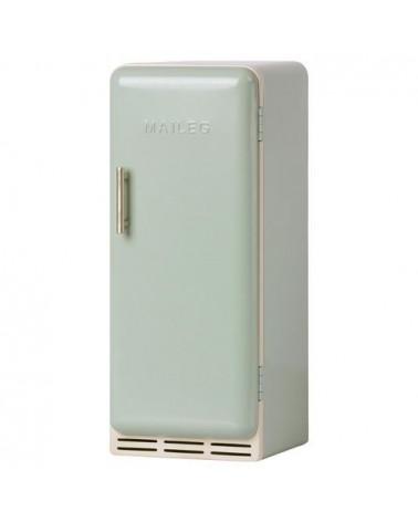 Réfrigérateur en métal - Maileg - Mint