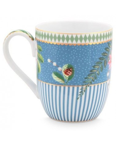 Petit mug - La Majorelle - Bleue - Pip Studio - 145ml