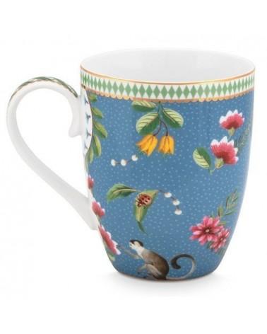 Grand mug - La Majorelle - Bleue - Pip Studio - 350ml