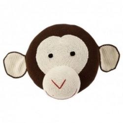 Tête de singe - Anne Claire Petit - brun