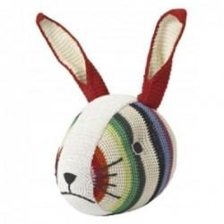 Tête de lapin - Anne Claire Petit - multi