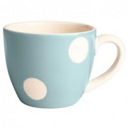 Tasse à café bleu glacier - Déjeuner sur l'herbe - 6 cl