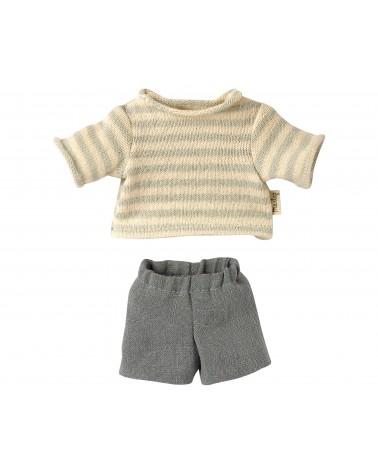 Petit pull et pantalon - Teddy Junior - Maileg