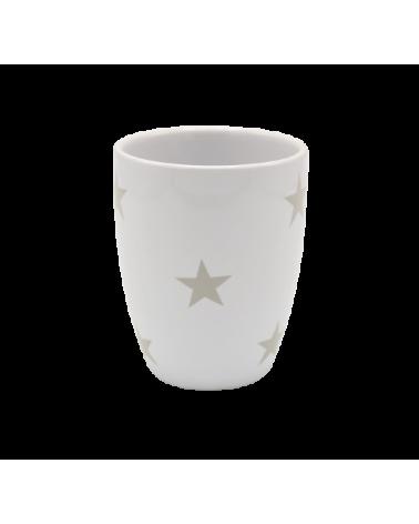 Latte cup - IB Laursen - Star Blanc
