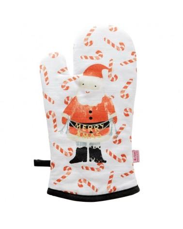 Gant de cuisine - Rice - Santa print