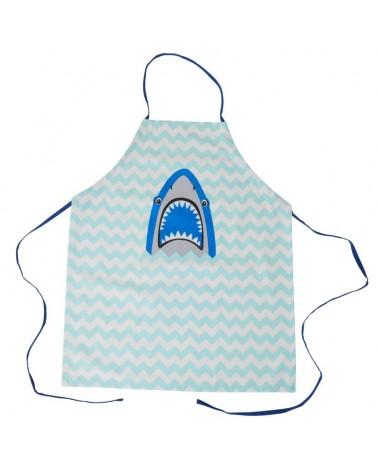 Tablier enfant - Rice - Shark Requin