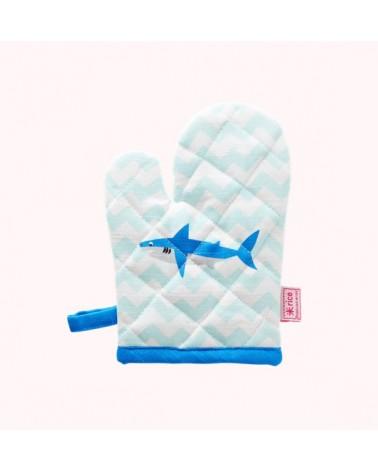 Gant de cuisine enfant - Rice - Shark Requin